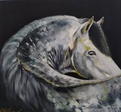 Art Story, Wild Horses, Oil On Canvas, Revolution, Euro, Whale, Facebook, Gallery, Artist