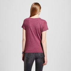 Women's San Francisco Golden Days T-Shirt Xxl - Burgundy (Juniors'), Purple