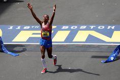 Meb Keflezighi still runs to win at age 40