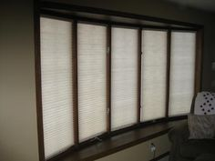 bow window treatment pictures | Bow Window Blinds | Window Treatments Ideas