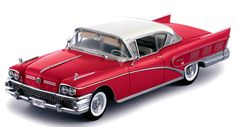 1958 Buick Limited Riviera Coupe Diecast Scale Model by Sun Star