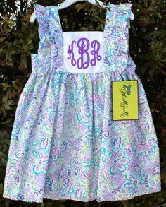 Stellybelly Vibrant Vines Alyssa Dress