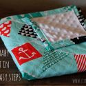 Make a Baby Blanket in 6 Easy Steps