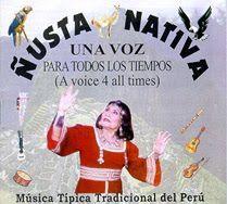 Ñusta Nativa- Amor Indio