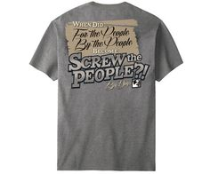 For The People T-Shirt   to answer the question?  NOVEMBER 2008!!!