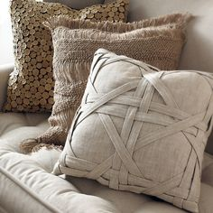 6 Wondrous Unique Ideas: Decorative Pillows Couch Yellow decorative pillows diy no sew.Decorative Pillows With Buttons Christmas Trees decorative pillows for girls cushions.Decorative Pillows On Bench Front Porches. Sewing Pillows, Diy Pillows, Accent Pillows, Decorative Pillows, Throw Pillows, Neutral Pillows, Linen Pillows, Sofa Pillows, Wash Pillows