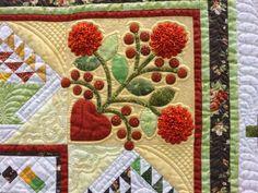 "Cheeky Cognoscenti Detail of ""Autumn Journey at White Oak"" by Kathryn Zimmerman"