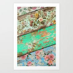 Rococo Style 3 Art Print By Diego Tirigall