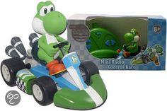 bol.com | Nintendo Yoshi - RC Auto,Together Plus | Speelgoed