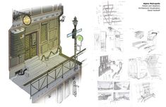 David Heidhoff Concept Art Blog: Finals