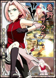 Sakura haruno shippuden