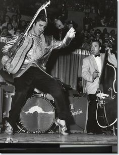 "Everybody let's ROCK!  ""Ambition is a dream with a V8 engine."" -  Elvis Presley"