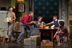 'Raisin in the Sun' Brings Denzel Washington Back to Broadway - NYTimes.com