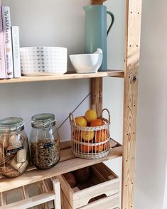 Terra Cotta, Kitchen Bookshelf, Home Decor Kitchen, First Home, Apartment Living, Home Accessories, Modern Furniture, Living Spaces, Sweet Home