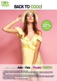 Oferta Lunii Septembrie: Pana la 33% discount! - Nomasvello