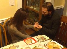On Christmas Eve my bestfriend asked me to marry him. YES!❤️