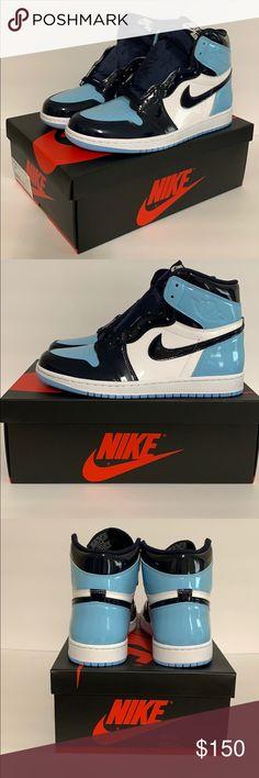 00e2bbe0966 Air Jordan 1 high of women size 9.5 dead stock Unworn/deadstock Color:  obsidian