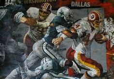 Stephen Holland Football Paintings - Bing images