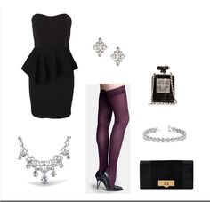 Love this Little Black Dress Look. Get the details on this flawless #ootd on our blog.