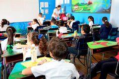 Intervinieron 6 centros educativos tras terremoto de Sámara