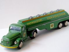 Catawiki online auction house: Tekno - Schaal 1/50 - Volvo BP Tankwagen No.434, zeer schaars
