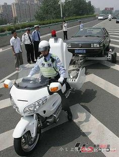 """Japan's """"super-scary-transforming-towing-motorcycle"""""""