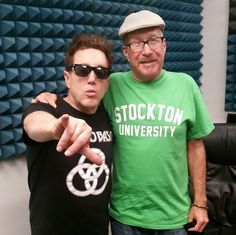 Steve Cooper talks with drummer Lucky Lehrer. Lucky is a drummer from Los Angeles, California who was voted the best punk drummer of all-time by fanzine, Flipside. He was originally trained in jazz but most famously played in LA punk rock bands, particularly the Circle Jerks, Redd Kross, Bad Religion, Darby Crash Band and LA's Wasted Youth, among others.  He also appeared in three notable documentary films charting the punk rock music scene.