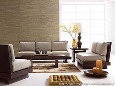 Oriental Style Living Room Furniture