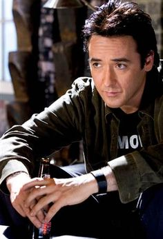 John Cusack...don't know, just something about him or the characters he plays