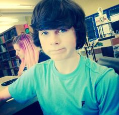 Chandler Riggs II So cute<3