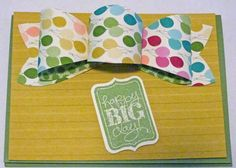 www.stampinonline.blogspot.com For more Stampin Up ideas, make sure to follow My Stampin Up Projects board!