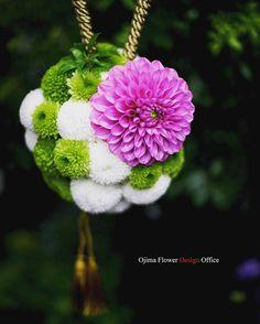 和装用ブーケ #フラワーデザイン#ブーケ#和装#フラワーアレンジメント#weddingdisplay #display #bouquet #flowerdesign #wedding #flowerarrangement