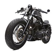 ELLASPEDE 016 – Harley Davidson Sportster 48