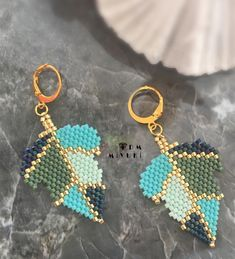 уαρяαк мσ∂єℓ küpé Design✂️&Photo ➡️Dm miyuki - - - - - - - - - - - - - - - - - - - - - - - - - - Bilgi için ➡️Dm ulaşabilirsiniz • • • • • #miyuki #trend #style #bileklik #bracelet #happy #design #love #jewelry #fashion #takı #instagood #instalike #accessories #aksesuar #taki #beautiful #colors #colorful #instadaily #colorful #happy #today #handmade #elemeği #tasarim #aksesuar #photooftheday #like4like#yaprak #küpe#earrings