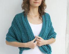 This beautiful knitted Shawl is perfect for the changing weather, and will be fun to wear all season long.    This cowl is cozy and stylish.It s very soft and warm.    It is easy to change around for many different looks and styles.    One size fits all    If you are interested in a particular color,let me know.    Perfect for your self or as a gift for that special someone    Item will arrive beautifully packaged.    75% acrylic 25% wool  dimensions    for best care:hand wash and lay flat…