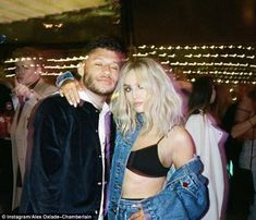 Love is in the air: Perrie Edwards and Alex Oxlade-Chamberlain proved their relationship was only going from strength to strength on Sunday, as they spent Christmas Eve together