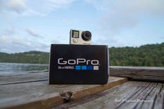GoPro HERO4 Silver Edition with integration of built-in touch display and speaker make it the best action camera available.Brad Wiegmann Photography #GoPro