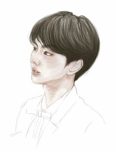 Mini Drawings, Kpop Drawings, Pencil Drawings, Acrylic Invitations, Park Ji Sung, Aesthetic Bedroom, Kpop Fanart, Bts Wallpaper, Aesthetic Pictures