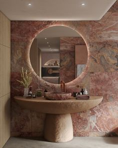 Modern Bathroom Decor, Bathroom Interior Design, Milan Apartment, Italian Bathroom, Stone Bathroom, Bathroom Marble, Bathroom Vanities, Exclusive Homes, Home And Deco