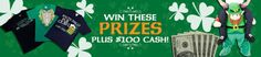 ST. PATRICKS DAY GIVEAWAY - A GIVEAWAY EVERY DAY! - March... sweepstakes IFTTT reddit giveaways freebies contests