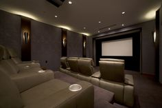 basement-home-theater-design.jpg (1100×733)