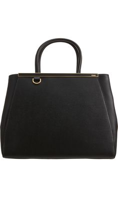 Fendi Small 2jours Tote @barneys. $2260.   and I die.