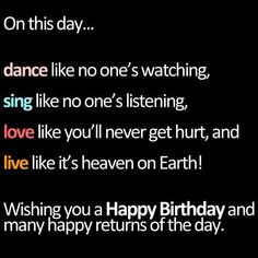 Happy Birthday Messages for Friends ~ Best Birthday Wishes Happy Birthday Messages Friend, 21st Birthday Wishes, Best Happy Birthday Quotes, Friend Birthday Quotes, Messages For Friends, Happy Birthday Fun, Birthday Greetings, Birthday Cards, Birthday Sayings