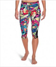 Abyss A200 Women's Compression 3/4 Tights II $129.99  #chasethefeeling