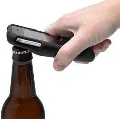 Gift Idea: iPhone 4S Beer Bottle and Can Opener Case