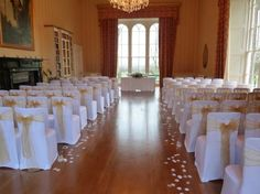 Chair Covers Wedding Yorkshire 9 To 5 Chairs 32 Best By Lovely Weddings Images Swinton Park A Stunning Venue For Set Cover