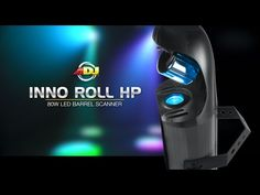 ADJ Inno Roll HP - YouTube