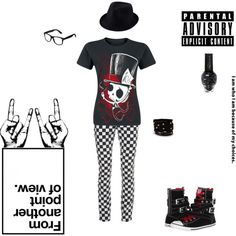 """Unbenannt #108"" by kalea-bane on Polyvore"