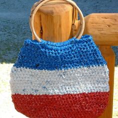 Free Patterns for Crocheted Bags
