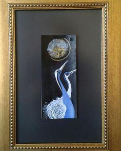 Acrylic painting by mai hatti